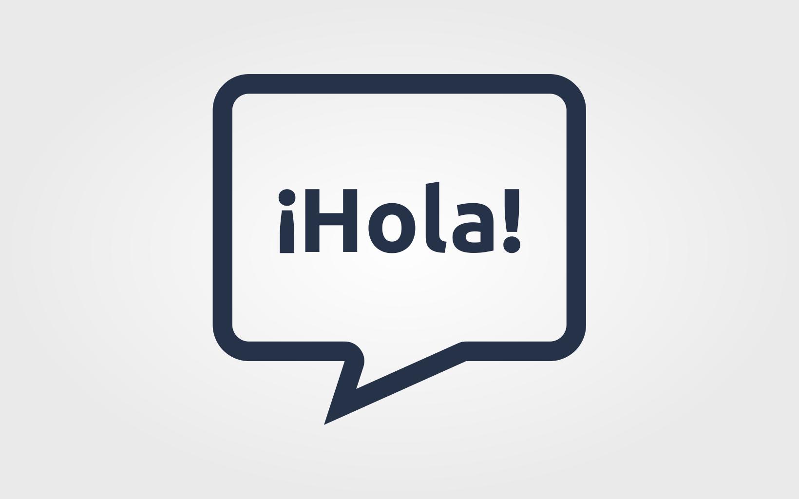 Espanhol para servidores
